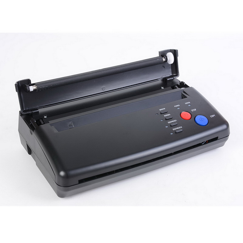 Tattoo Transfer Copy Machine Printer Drawing Thermal Stencil A4 Maker Copier Tattoo Transfer Paper Supply permanet