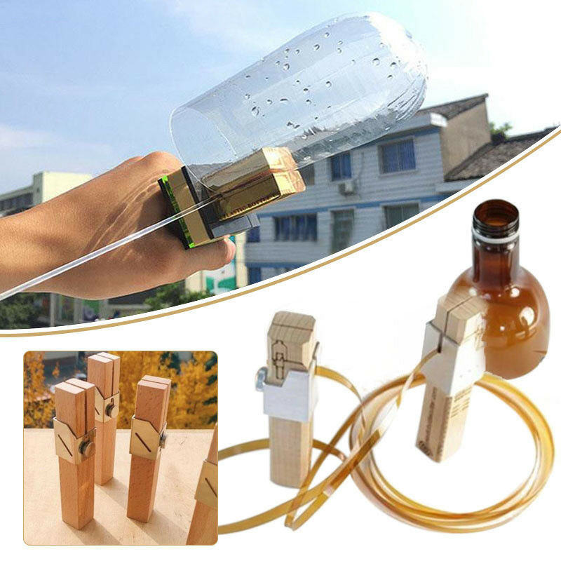 Creative Plastic Bottle Cutter Outdoor Portable Smart Bottles Rope DI Tools