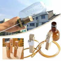 Creativo Bottiglia di Plastica Taglierina Esterna Portatile Smart Bottiglie Corda DI Strumenti