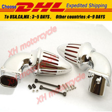 motorcycle parts Air Cleaner kits Filter for all year  for Suzuki Boulevard M109 CHROME