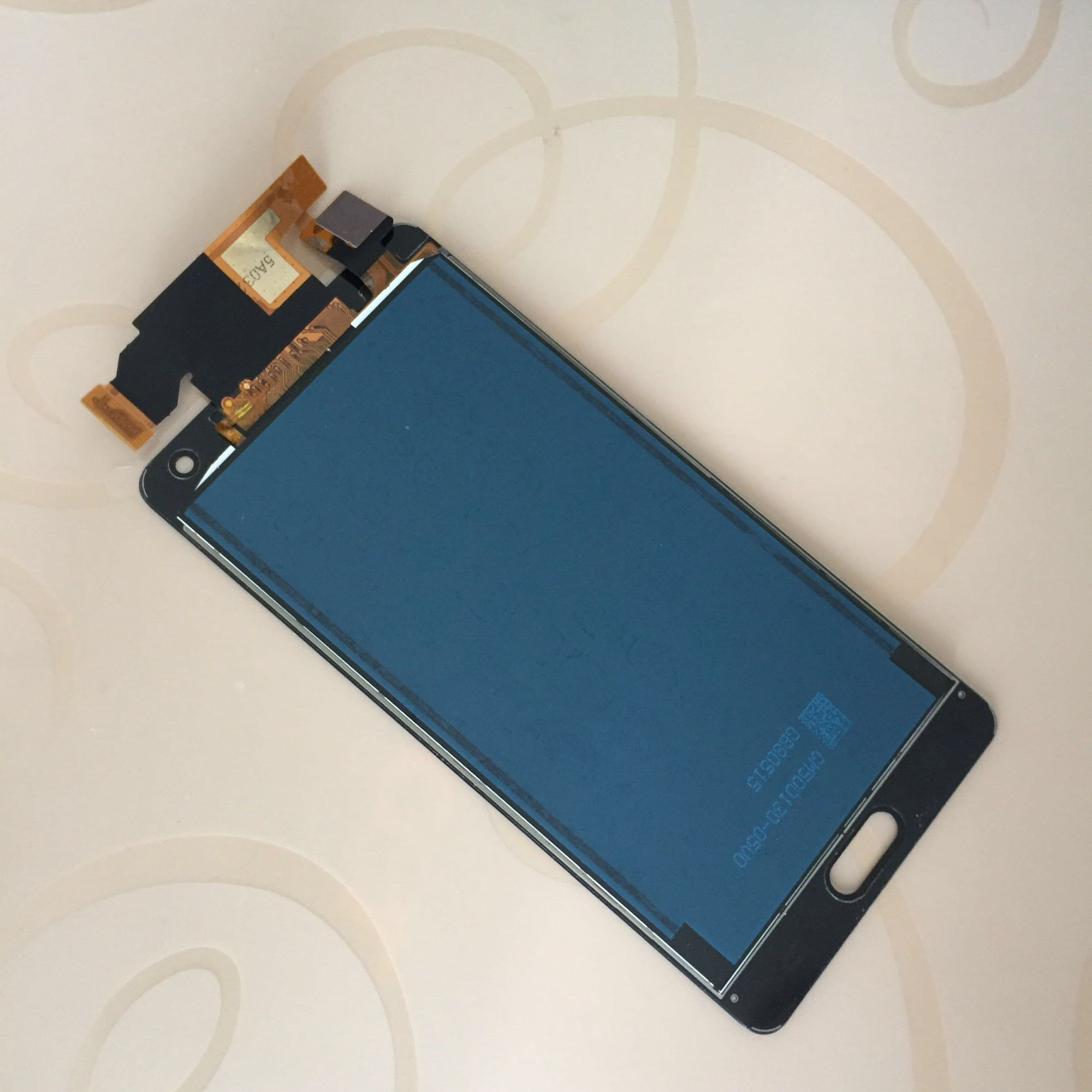 Brightness Adjustable Gold For Samsung Galaxy A5 2015 A500 SM A500F A500H A500FU A500M DS