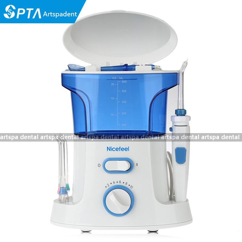 Electric Oral Teeth Dental Water Flosser Dentistry Power Floss Irrigator Jet Cleaning Mouth Cavity Oral Irrigador Accessories 9 nozzles low noise oral irrigator water flosser irrigador dental floss jet dental spa teeth cleaning tooth cleaner hygiene care