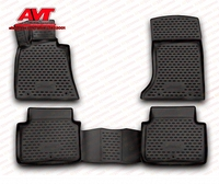Floor mats for Toyota Rav4 2013 4 pcs rubber rugs non slip rubber interior car styling accessories