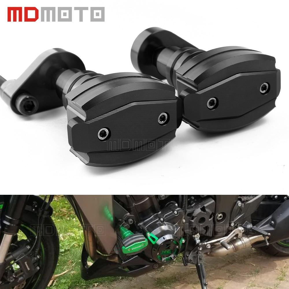 pair for kawasaki ninja z1000 Z1000sx Z 1000 sx 2010-2018 CNC Motorcycle Crash Pads Frame Sliders Protector Left&Right Motorbike
