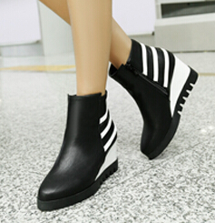 Online Get Cheap Ankle Wedge Boots for Women -Aliexpress.com