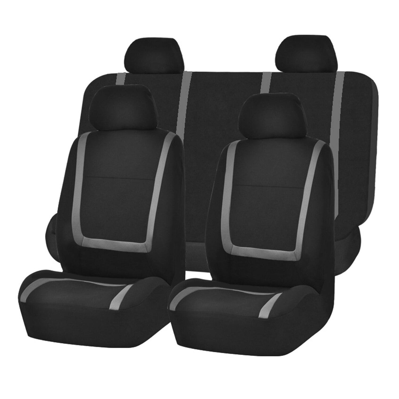 DHBH-Auto Seat Covers for Car Sedan Truck Van Universal Seat Covers