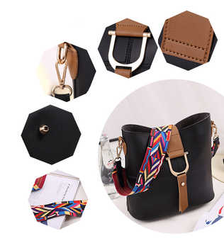 TMYOY Small Crossbody Bags For Women Colorful Strap Bucket Ladies Messenger Shoulder Bag Grils Luxury Handbags Designer WB293