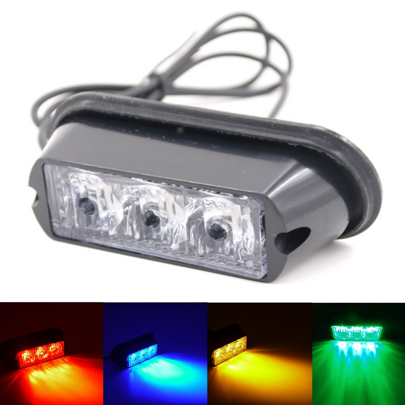 Tractor Safety Led Lights : V led car truck tractor motorcycle rv trailer