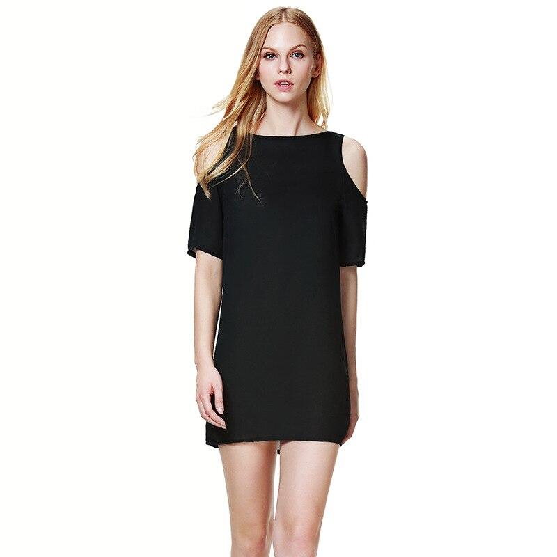 2017 Neue Ankunft Sexy Black Scoop Abendkleider Romantische Gerade Homecoming Kleider Short Mini Prom Kleider Benutzerdefinierte Für Verkauf