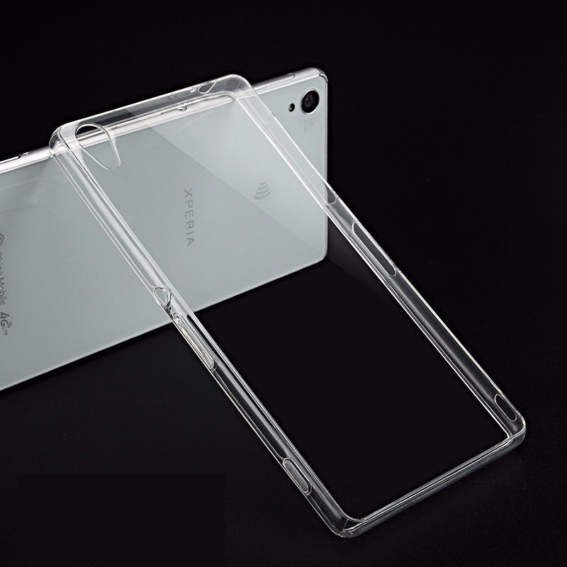Ultra Thin Soft TPU Transparent <font><b>Case</b></font> For <font><b>Sony</b></font> <font><b>Xperia</b></font> XA Z1 Z2 Z3 Z4 Z5 <font><b>XA1</b></font> L1 L2 XA2 Clear <font><b>Silicon</b></font> Back Cover Phone <font><b>cases</b></font> shell image