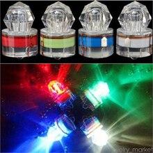 Diamond LED Fishing Lights Deep Drop Swordfish Squid Bait Strobe Lure Lamp Underwater Light Hot Sale