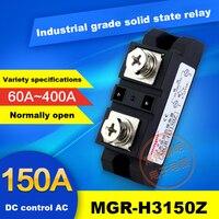Ssr MGR-1 A4825単相ソリッドステートリレー25a交換制御ac 220VAC-AC