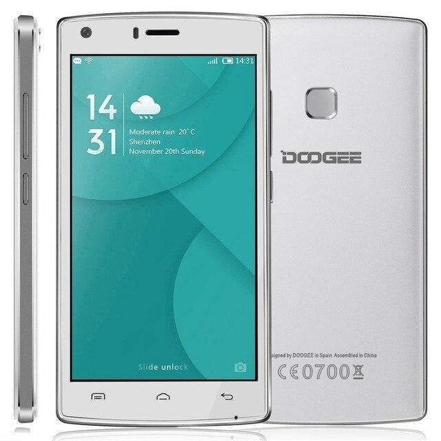 Doogee X5 MAX/X5 мобильный телефон 5 дюймов 1280x720 HD MTK6580 Quad Core Andriod 6.0 1 ГБ Встроенная память 8 ГБ Оперативная память 8MP Cam 3 г WCDMA отпечатков пальцев ID