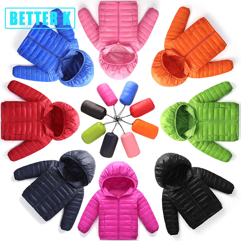 Ultra light boys down jacket for girls white down jacket and coat for girls 90% down winter warm children coat boy girls clothes a15 girls jackets winter 2017 long warm duck down jacket for girl children outerwear jacket coats big girl clothes 10 12 14 year