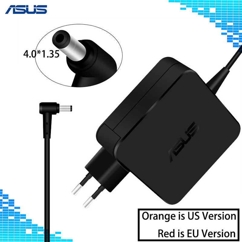 цена Laptop Adapter 19V 3.42A 65W 4.0*1.35mm ADP-65DW A AC Power Charger For asus UX21 UX31A UX32A UX301 U38N UX42VS UX50 UX52VS