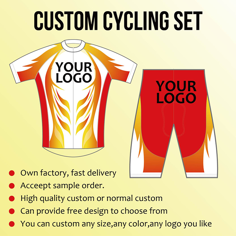 TERENK Custom Cycling Set Short Sleeve and Shorts mtb jersey ropa ciclismo maillot ciclismo cycling clothing Pro Team Customized veobike 2018 pro team summer big cycling set mtb bike clothing racing bicycle clothes maillot ropa ciclismo cycling jersey sets