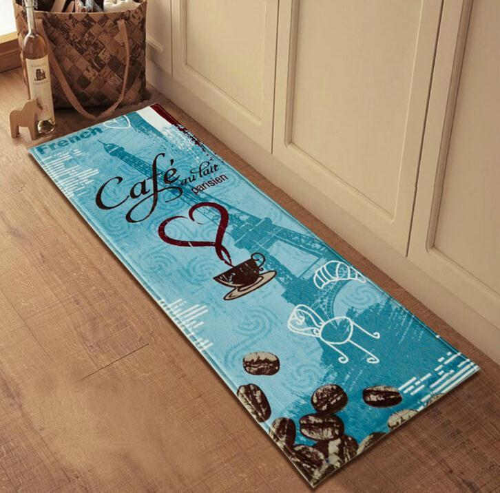 Vintage Home Kitchen Carpet Floor Mat Long Area Rug For Living Room Outdoor  Hallway Porch Coffee Shop Bar Doormats Pad In Mat From Home U0026 Garden On ...