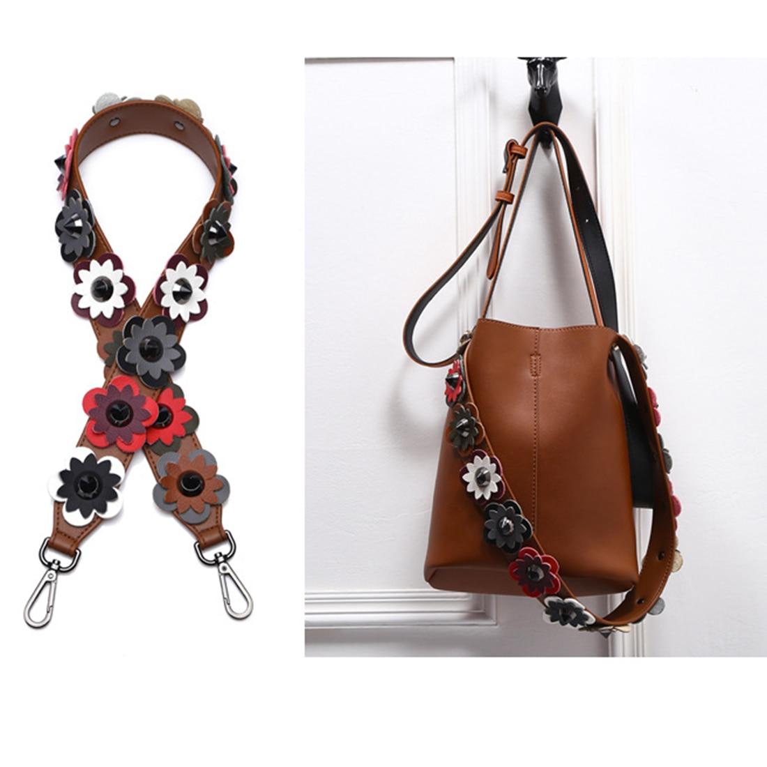 Купить SFG дом моды заклепки Бретели для нижнего белья для Сумки  искусственная кожа Летние Для женщин сумка Бретели для нижнего белья долго  Замена р. ee4e78cf17e