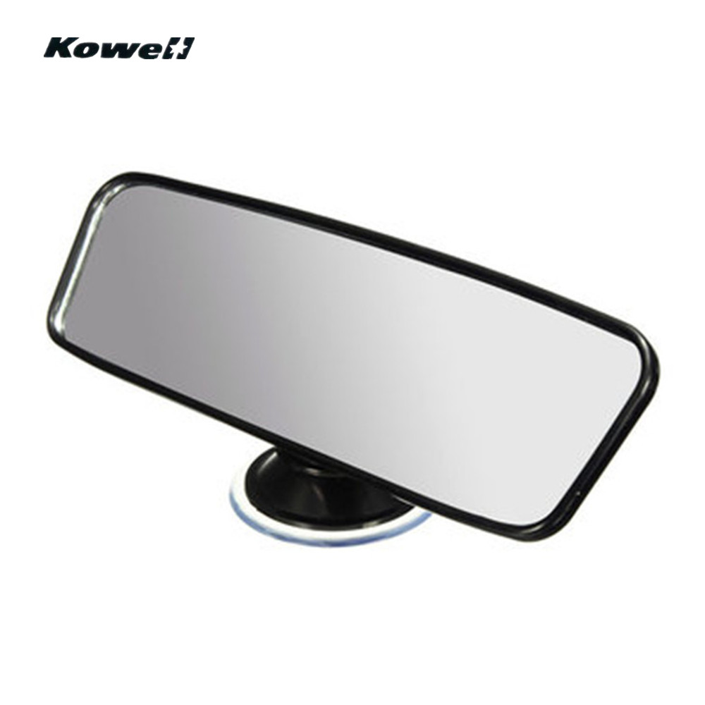 200mm Adjustable Suction On Inside Rear View Mirror Car Interior Mirrors Flat Rearview Mirror Glass Retrovisor Carro Car-Styling