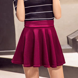 DICLOUD Skirt Women Plus-Size Girl High-Waist Fashion Casual Stretch Harajuku Slim-Fit