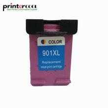 901 xl Remanufactured Ink Cartridge 901XL For HP Officejet 4500 J4585 J4640 J4660 J4680 J4500 J4525 J4540 J4550 J4580 printer