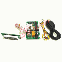 JY 18B Coin Operated USB Time Controlling Timer Board Power Supply for Arcade Coin Acceptor USB Controlling device