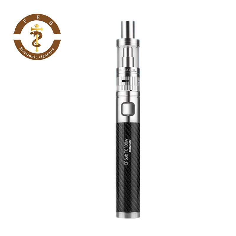 Prix pour Cigarette électronique Vaporisateur Stylo CF 100 W Stylo Mod Avec 2300 mAh Batterie Vaporisateur cigarette electronique avec batteries