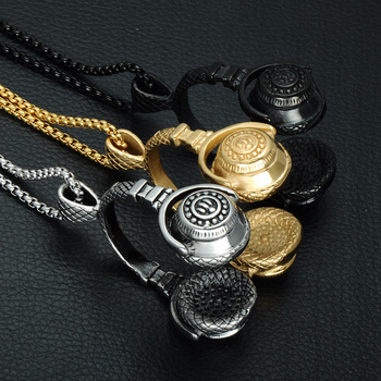 Headphones Necklace 4