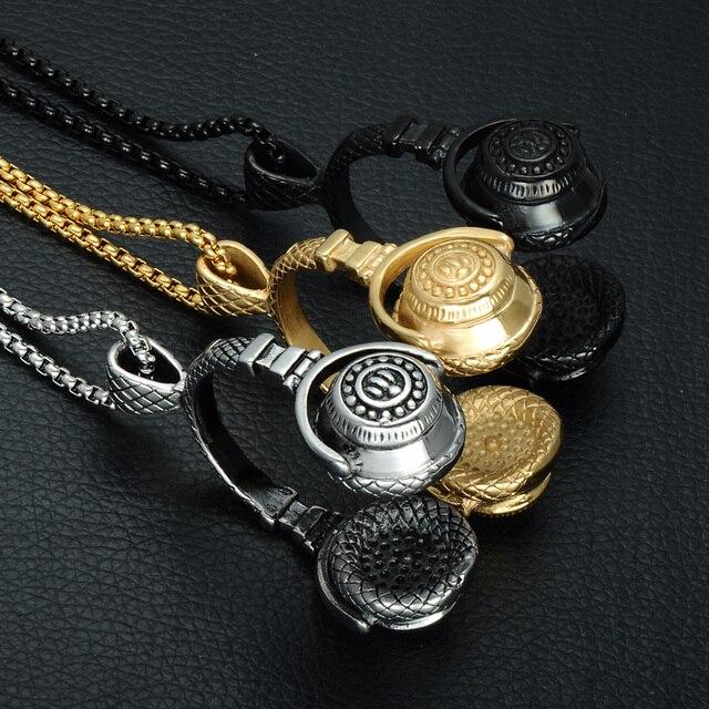 Headphones Necklace 4