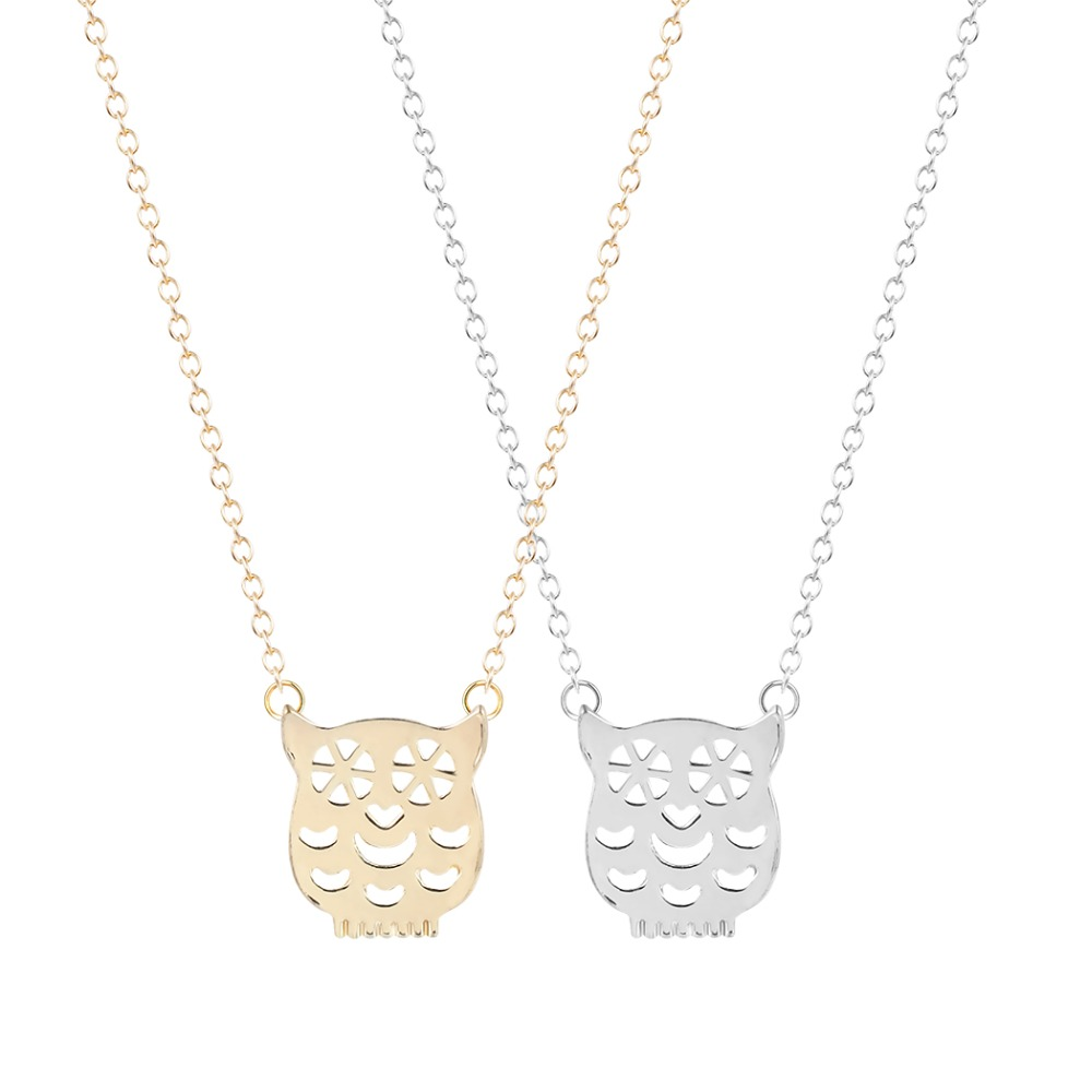 Hot selling 1 pcs origami owl necklace wicca night owl hoot 1 pcs origami owl necklace wicca night owl hoot hedwig birds necklace for women 2015 colgantes mujer in pendants from jewelry accessories on jeuxipadfo Image collections