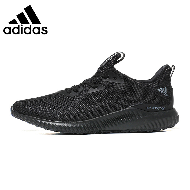 4649787b9 ADIDAS Original New Arrival Mens Running Shoes Breathable Comfortable  Alphabounce For Men BW1205 BW0541 BW4264-in Running Shoes from Sports    Entertainment ...