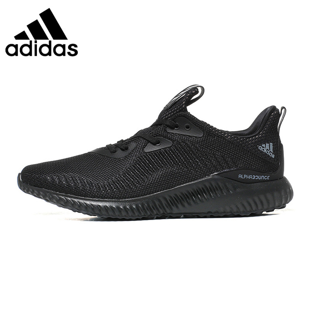 345a19331 ADIDAS Original New Arrival Mens Running Shoes Breathable Comfortable  Alphabounce For Men BW1205 BW0541 BW4264