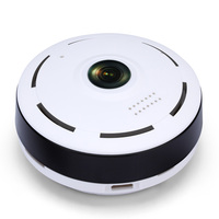 Home Security Surveillan 960P HD Cctv Ip Camera Wireless IP 360 Degrees Fisheye Cameras Support Two