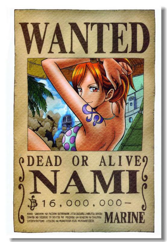 Free Ship One Piece Wanted Nico Robin Nami Custom Canvas Poster Stylish Sanji Wallpaper Wall Sticker Nice Gift Pn 720 Sticker Sticker Hotstickers Wanted Aliexpress