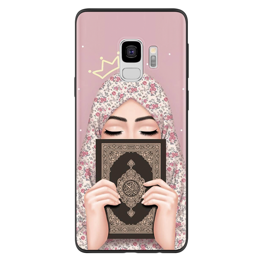 Image 5 - Islamic Hijab Gril Case For Samsung Galaxy J5 J7 J2 Prime J6 J4  Plus 2018 2016 2017 Case For Samsung Note 9 8 4 M30 M20 M10 CaseFitted  Cases
