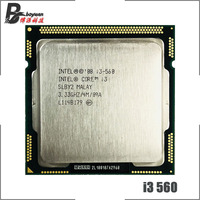 Intel Core i3 560 i3 560 3.3 GHz Dual Core CPU Processor 4M 73W LGA 1156|CPUs| |  -