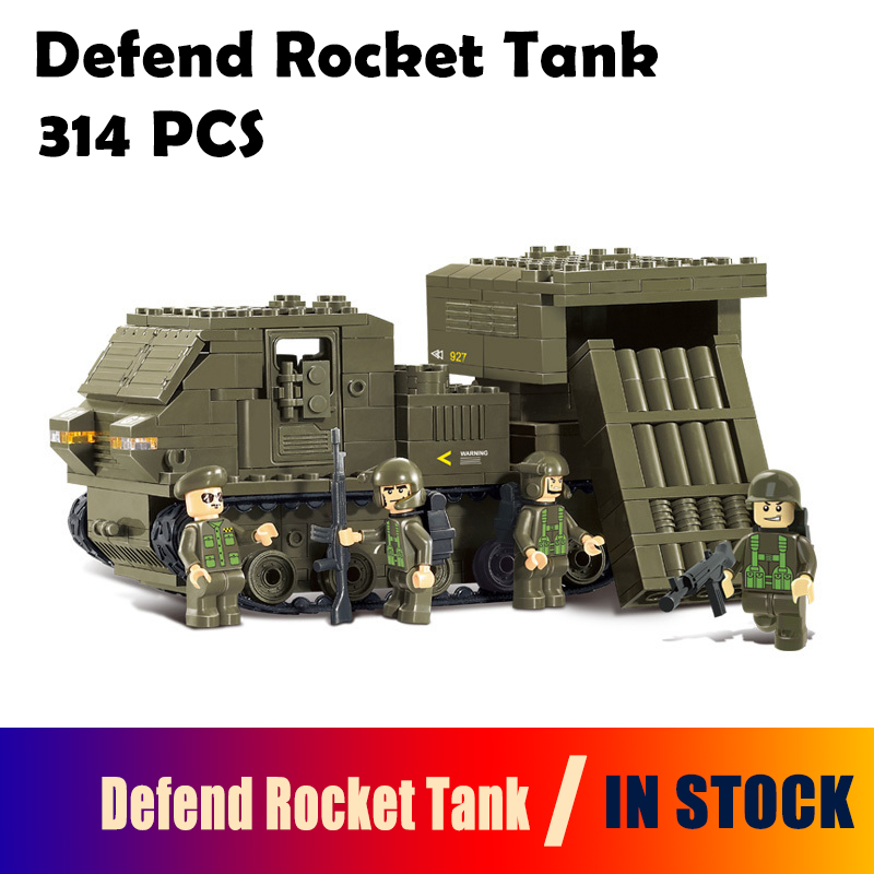 0303 Model building kits compatible with lego city army 3D blocks Educational model & building toys hobbies for children