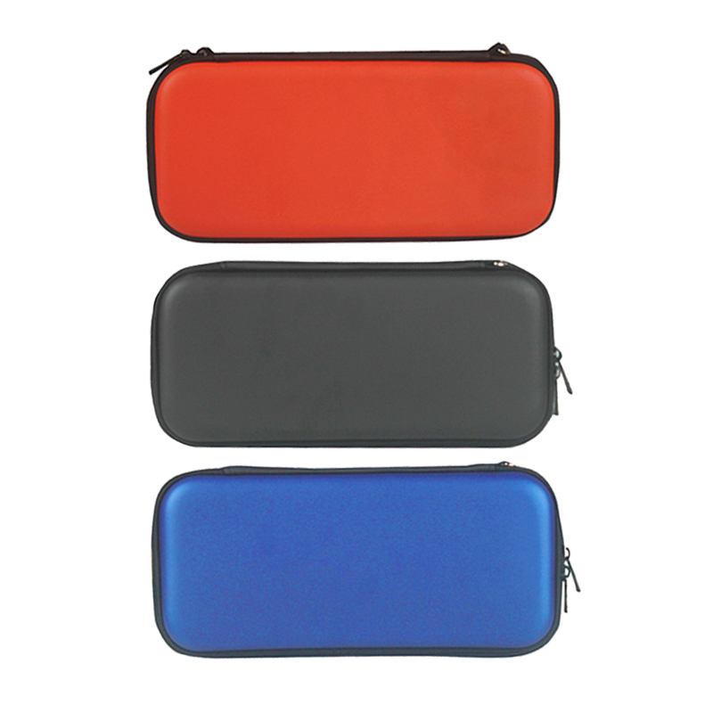 лучшая цена ALLOYSEED Game Bags EVA Hard Shell Travel Carry Console Pouch Storage Bag Protective Case for Nintend Switch NS