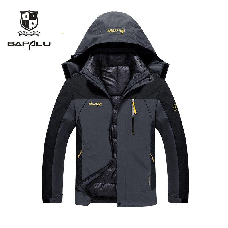 új téli kabát férfi / női Down kabát Vízálló szélálló szabadidő kabát Plus vastag bársony Meleg kabát kabát 4XL 5XL 6XL