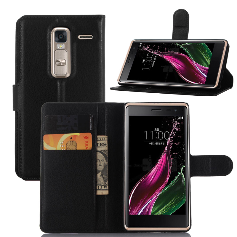 Case For LG Class/H740 Luxury Wallet PU Leather Case For LG Class LG Zero F620 H650 H650e Stand Flip Card Hold Phone Cover Bags