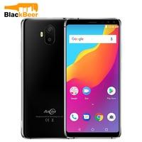 AllCall S1 мобильного телефона Android 8,1 смартфон MTK6580A 4 ядра 2 Гб Оперативная память 16 Гб Встроенная память 8MP + 2MP двойной Камера 5000 мА/ч, большая Бат...
