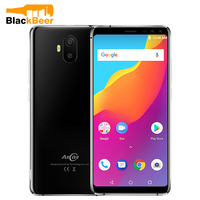AllCall S1 Mobile Phone Android 8.1 Smartphone MTK6580A Quad Core 2GB RAM 16GB ROM 8MP+2MP Dual Camera 5000mAh Big Battery phone