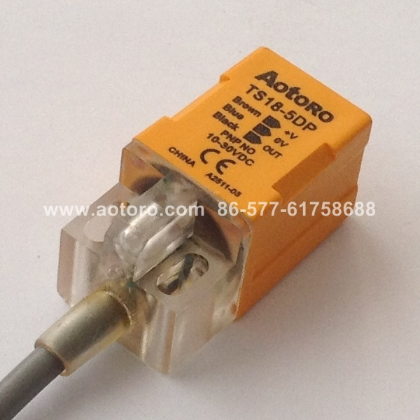 Transducer Ts18 5dp Pnp No Ccc Certification China Inductance