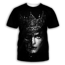 PLstar Cosmos Michael Jackson Shirts Tee Vintage Retro Thriller Men High Quality Tees Top T-Shirt Harajuku Streetwear