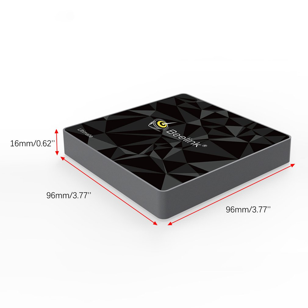 Beelink GT1 3G + 32GG double bande 2.4G & 5.8G WIFI 4.0 réseau TV box