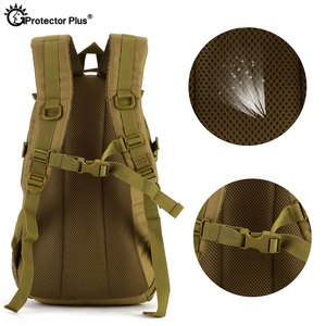 Image 3 - PROTECTOR PLUS 25L Tactical Backpack Military Field Camo Rucksack Ourdoor Camping Fishing 900D Nylon Waterproof Sport Travel Bag