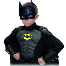 f14f7b78c6a Маска Бэтмена маску Человека-паука детский комплект одежды Детская  Рождество Хэллоуин день Новый Год Вечерние Костюмы для коспле.