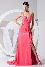free shipping 2014 elie saab hot seller new design maxi dresses long custom color/size evening gown chiffon women dress