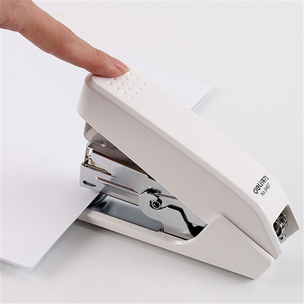 office stapler with nailpuller binding machine stationery with 5000pcs 24/6 staples hot stapler smart repair replacement staples kit hs 013xf