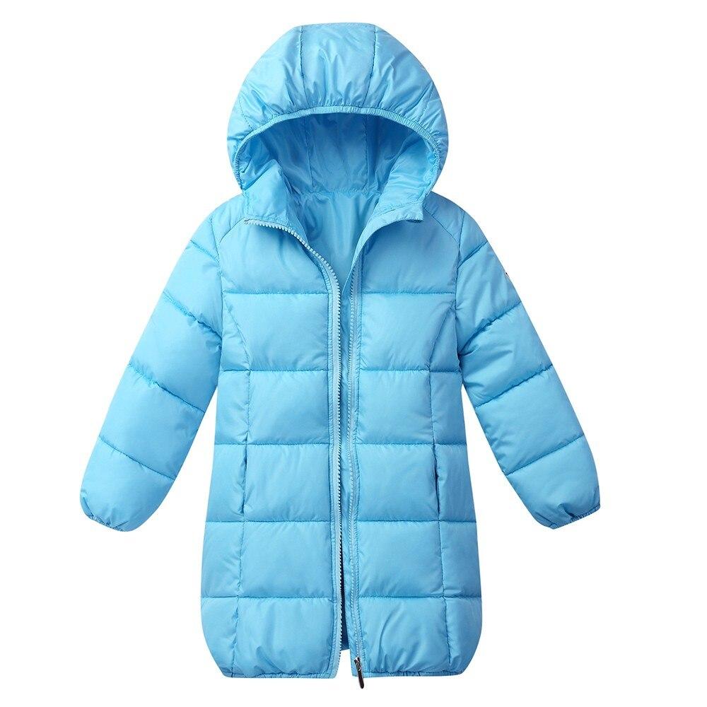 GroßZüGig Telotuny Mädchen Warme Mantel In Die Winter Lange Licht Warme Baumwolle Mit Kapuze Mantel Mantel Jacke Dicke Warme Oberbekleidung Kleidung Z1025 100% Hochwertige Materialien